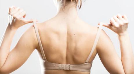 ブラジャー 肩紐