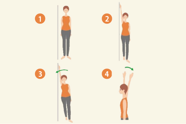 小胸筋を鍛えるストレッチ法