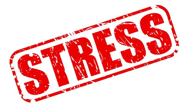 ストレス・偏食・睡眠不足など不規則な生活をする