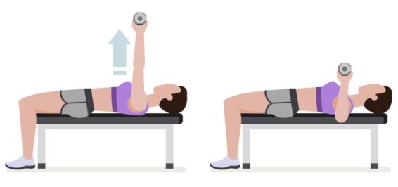 大胸筋を鍛える筋トレ方法