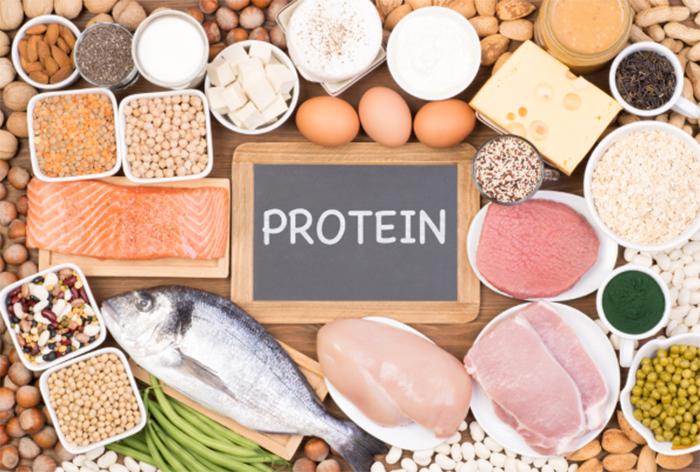 プロテインは食事と併用することが大切
