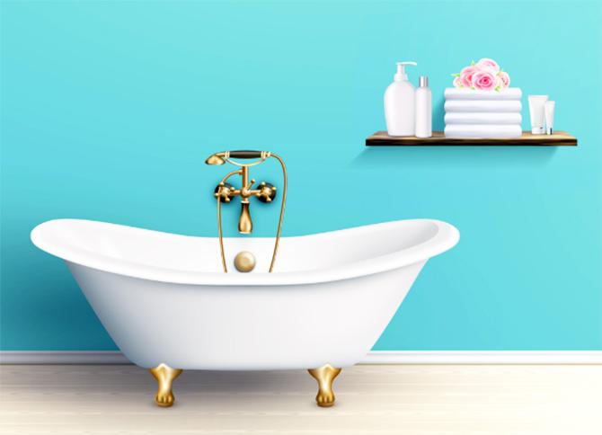 洗顔や入浴後、なるべく迅速にニベアで保湿